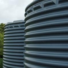 Poly water tanks